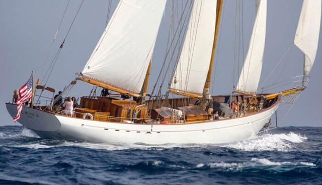 Halcyon Charter Yacht