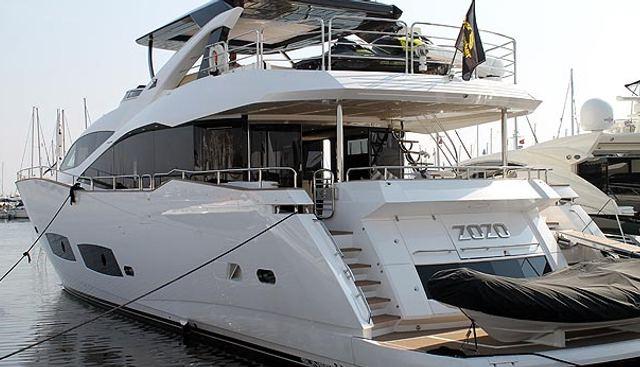 Hunny Bunny Charter Yacht