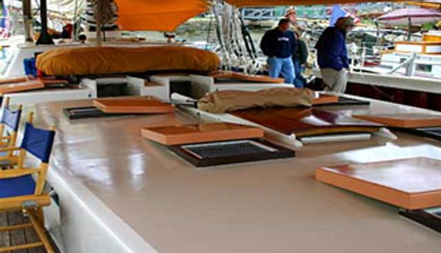 Mary Day Charter Yacht - 3