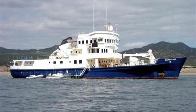 Beauport Charter Yacht - 6