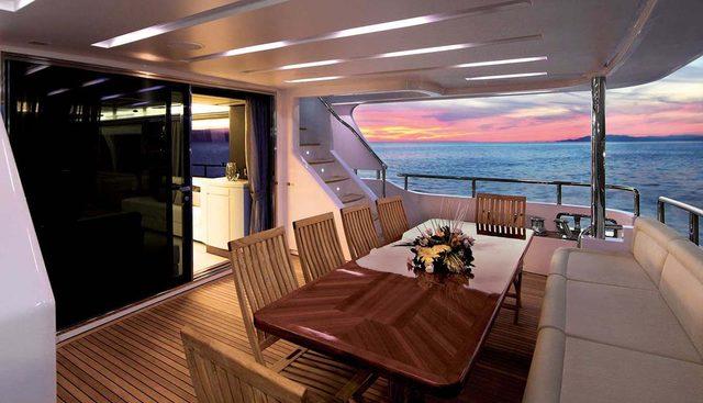 Mister Z Charter Yacht - 4
