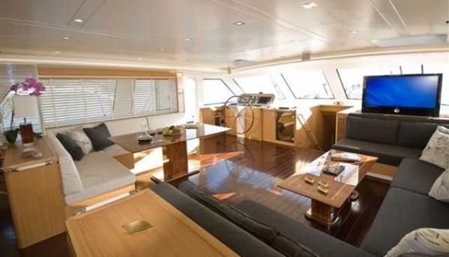 Zelda Charter Yacht - 8