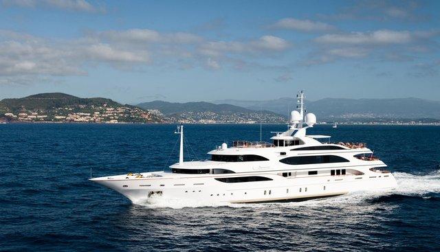 Idyllic Charter Yacht