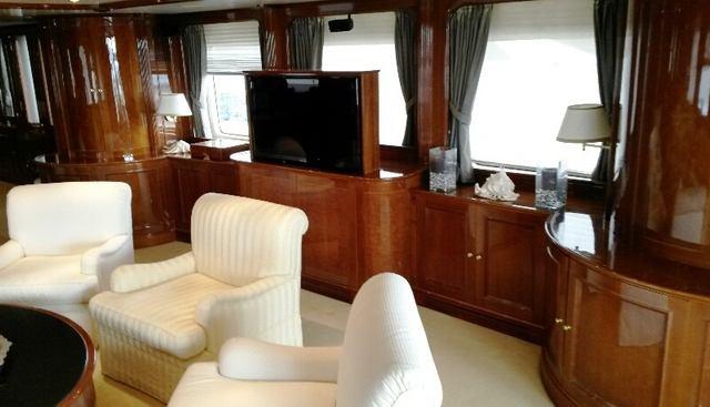 Satine Charter Yacht - 8