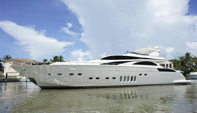 Negoseator Charter Yacht