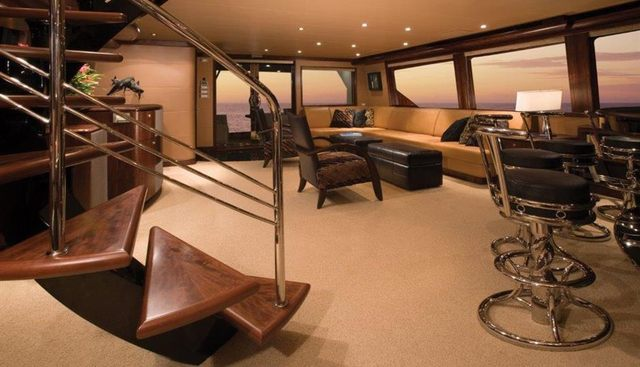 Grand Legacy Charter Yacht - 8