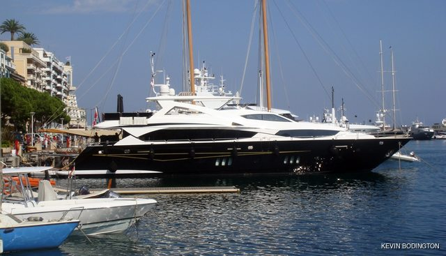 Natali of Monaco Charter Yacht