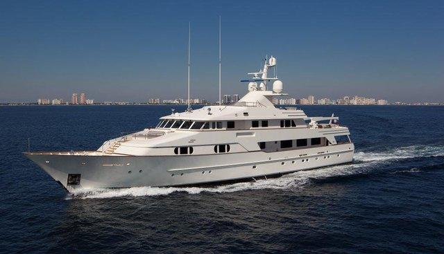 BG Charter Yacht