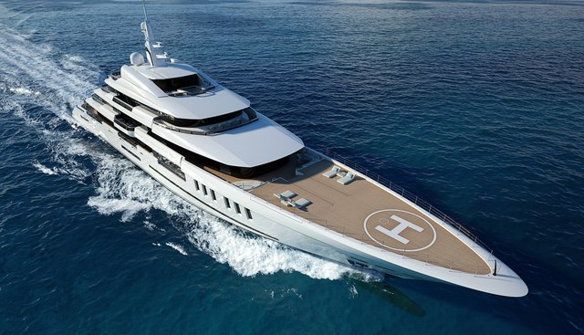 Isa Continental 80/ 01 Charter Yacht - 8