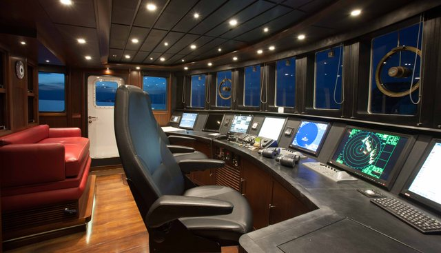 Ice Lady Charter Yacht - 7