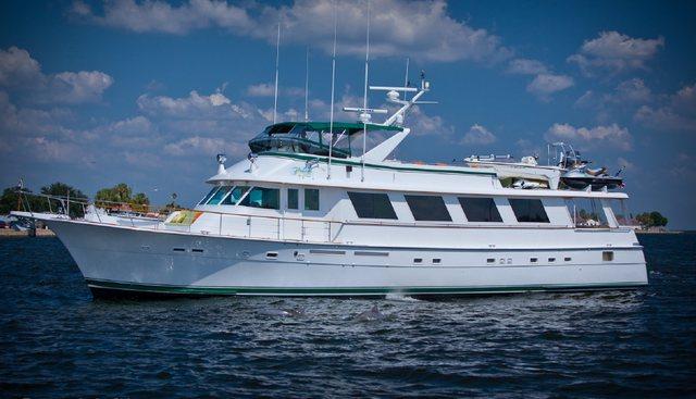 Sea Owl Charter Yacht