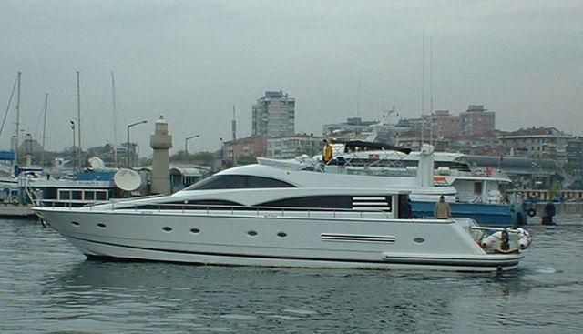 Su-Zet Charter Yacht