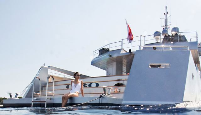 Siempre Charter Yacht - 5
