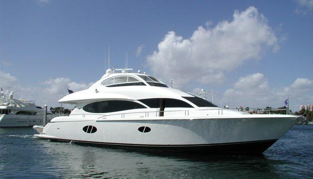 Octane Charter Yacht