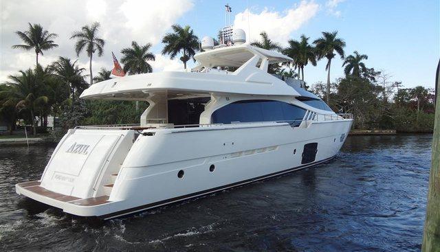 Azul Charter Yacht - 2