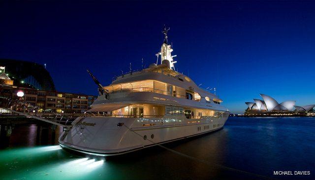 La Masquerade Charter Yacht - 2