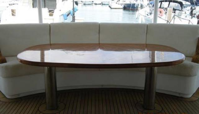 2002 83' Inace Explorer Charter Yacht - 5
