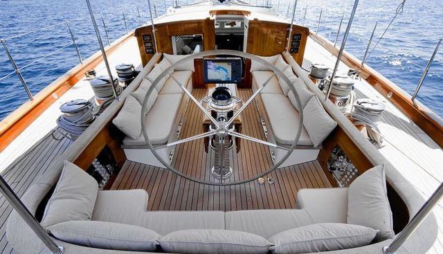 Aurelius 111 Charter Yacht - 4