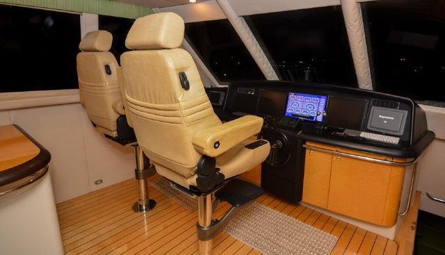 Chase n Dreams Charter Yacht - 2