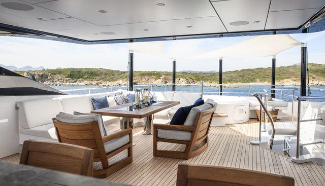 Irisha Charter Yacht - 4