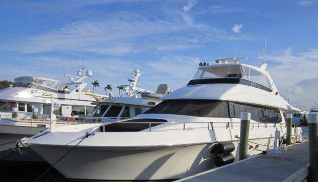 Sea Journey Charter Yacht