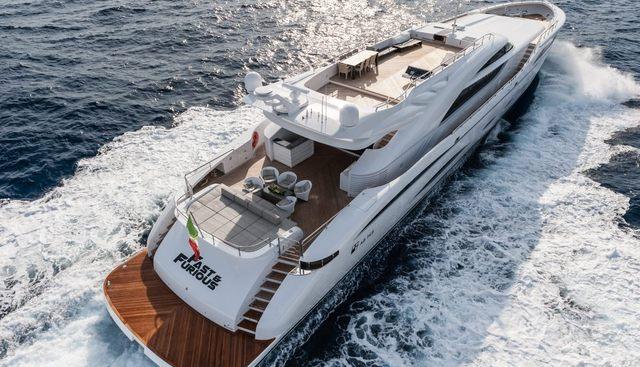 Fast & Furious Charter Yacht - 5