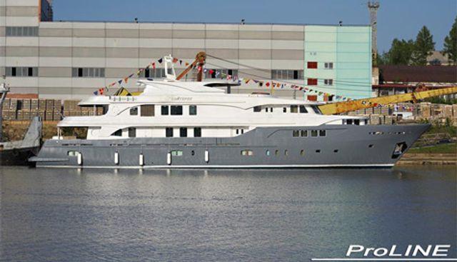 Bayterek Charter Yacht - 2