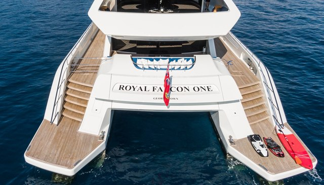 Royal Falcon One Charter Yacht - 5