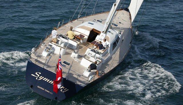 Symmetry Charter Yacht - 5