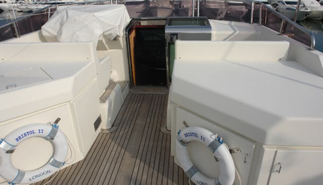 Bristol II of Beaulieu Charter Yacht - 5