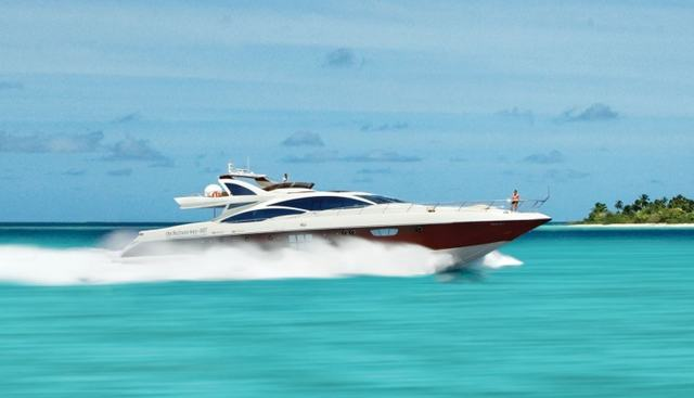 The Sultans Way 007 Charter Yacht
