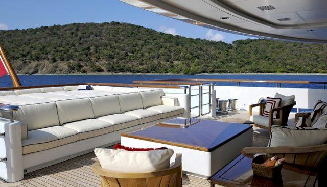 Rocinante Charter Yacht - 4