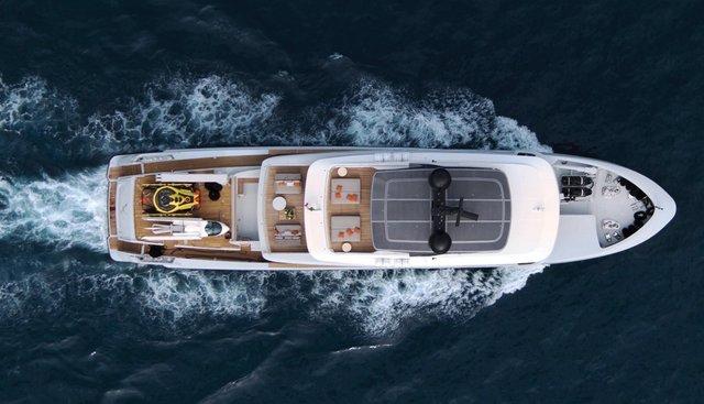 X Charter Yacht - 5