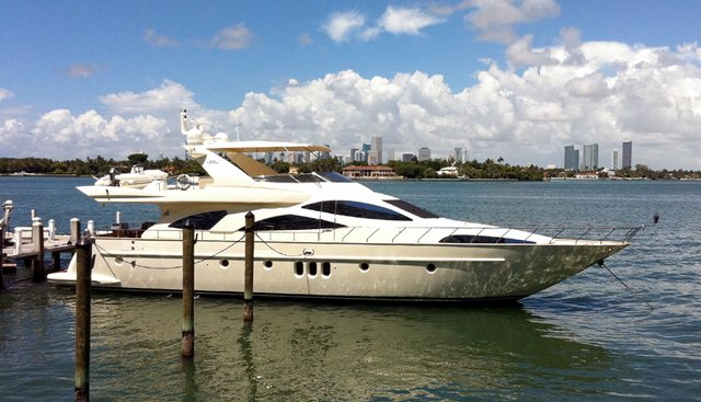 NCH Charter Yacht