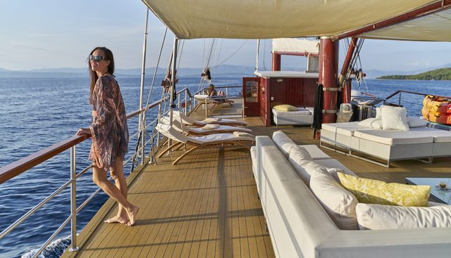 Romanca Charter Yacht - 3
