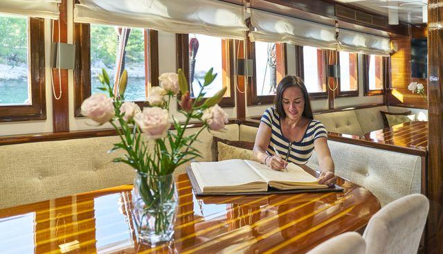 Romanca Charter Yacht - 6