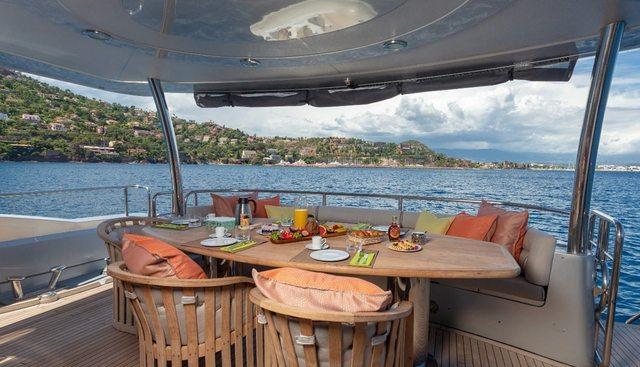 Georgina Charter Yacht - 4