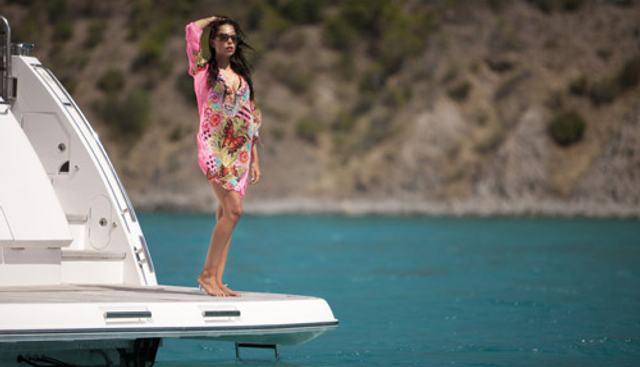 Panthera Cove Charter Yacht - 5
