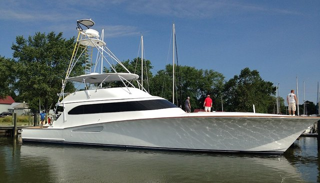 Chasin Tail Charter Yacht - 2