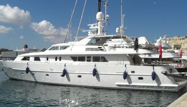 Lady D Charter Yacht - 3