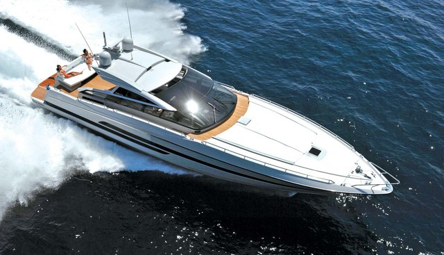 Doris IV Charter Yacht