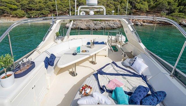 Estia Poseidon Charter Yacht - 3