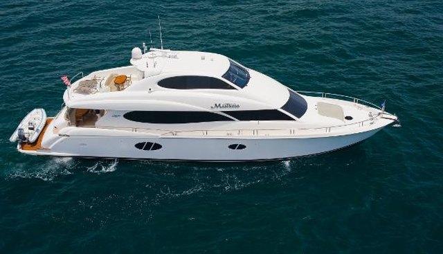 Mistress Charter Yacht - 6