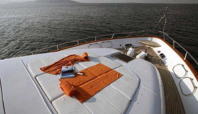 Sefira Charter Yacht - 5