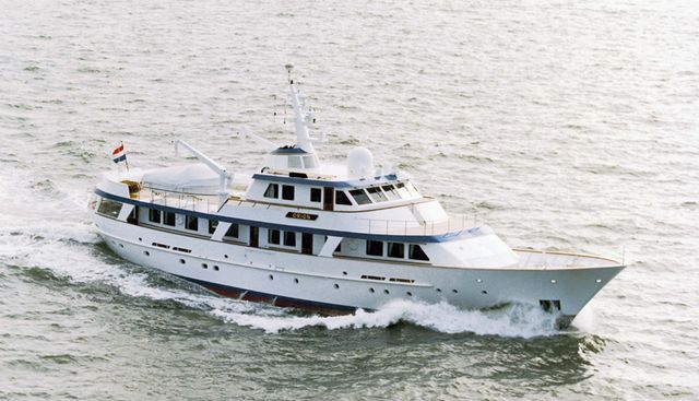 Orion Charter Yacht - 2