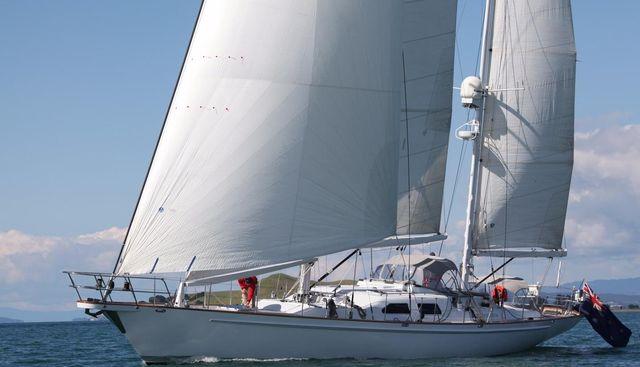 Cotton Blossom Charter Yacht