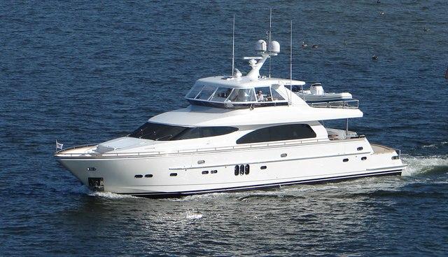 Riprap Charter Yacht