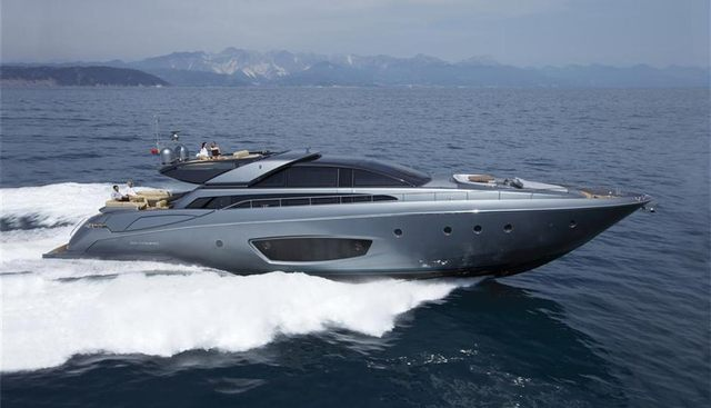 Excellence IV Charter Yacht