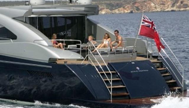 Oracle II Charter Yacht - 4