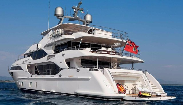 Lady MRD Charter Yacht - 3